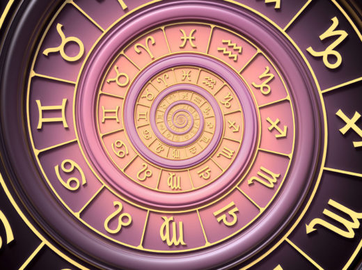 astrology logo with text
